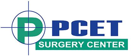 PCET Surgery Center Logo